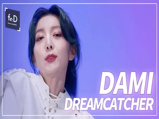 Dreamcatcher(드림캐쳐) 다미 - BOCA | Fo.DX DAMI 직캠 | FANCAM