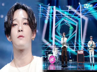 4인조 밴드 '사우스클럽'의 'Rock Star' 무대