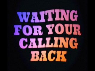 Waiting For Your Calling Back (Teaser)