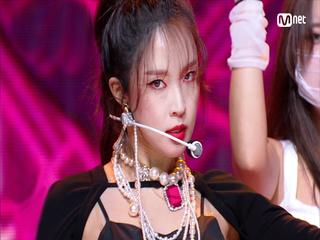 '전지윤'의 반전 퍼포먼스! 'BAD' 무대