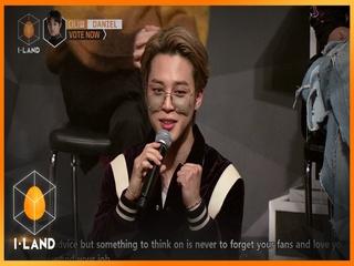 [최종회] BTS 선배님의 조언, ′파이널 테스트 무대 ♬Calling (Run To You)′