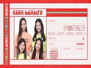 [캡틴/자기소개] 러블리핑크 | 모태 아이돌 4인조 걸그룹