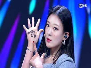 힙시돌 'XUM의 'DDALALA' 무대