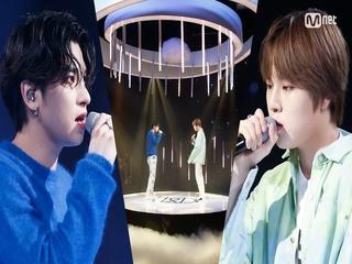 '최초 공개' 감성 듀오 'H&D(한결, 도현)'의 '우산 무대