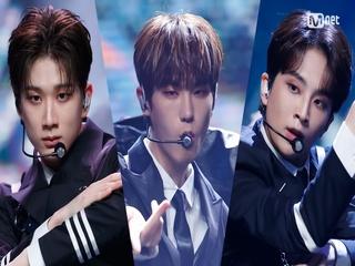 '최초 공개' 성숙한 매력 'BDC'의 'SHOOT THE MOON' 무대