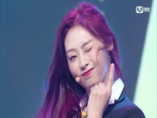 유니크돌 '시그니처'의 '아리송(ARISONG)' 무대