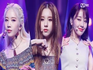 'COMEBACK' 미드나잇 페스티벌 '이달의 소녀'의 'Why Not?' 무대