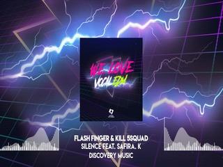 Silence (Feat. Safira. K )