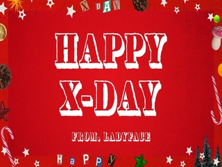 Happy X-day