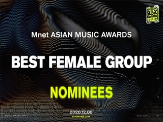 [2020 MAMA Nominees] Best Female Group