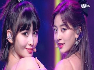 ′1위′ 레트로 퀸☞ '트와이스'의 'I CAN'T STOP ME' 무대