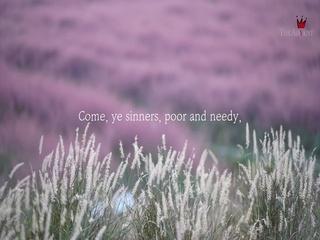 Come, ye sinners