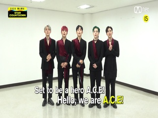 [2020 MAMA] Star Countdown D-27 by A.C.E
