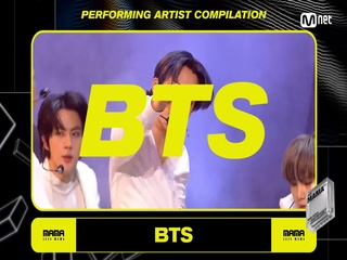 [2020 MAMA] Performing Artist Compilation <BTS>