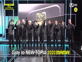 [2020 MAMA] Star Countdown D-23 by TOO