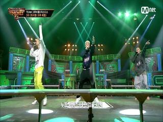 [5회] '완전 미친 공연을 본 느낌!' 블라세 X 키드킹 X 먼치맨 @3차 예선