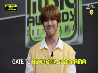 [2020 MAMA] Star Countdown D-21 by WOODZ