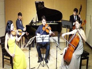 슈베르트: 피아노 5중주 가장조, D.667 - 4악장