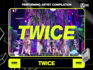 [2020 MAMA] Performing Artist Compilation <TWICE>