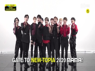 [2020 MAMA] Star Countdown D-20 by THE BOYZ