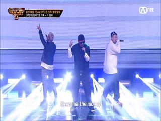 [6회] '아쉬운게 없는 무대' 킬라그램 X 주비트레인 X 맥대디 @음원 배틀