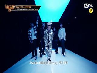 [SMTM9] '원해' (Feat. Paloalto) (Prod. CODE KUNST) MV - 카키, 래원, 스윙스, 맥대디