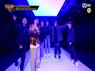 [SMTM9] '윈윈(WinWin)' (Feat. 개코, BewhY) (Prod. BewhY) MV - 허성현, 디젤, 언텔, 가오가이
