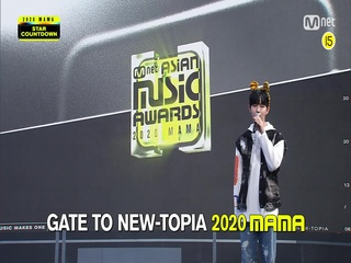 [2020 MAMA] Star Countdown D-14 by KIM JAE HWAN