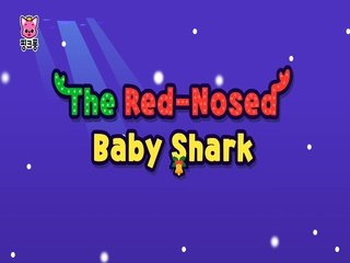 The Red-Nosed Baby Shark