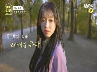 [러닝 크루 공개] 두 번째 멤버   오마이걸 유아 <달리는 사이> 12/9(수) 저녁 7시 50분 첫방송♥