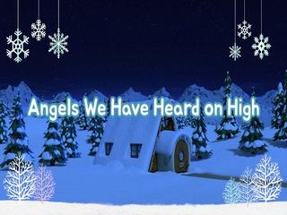 천사들의 노래가 (English Ver.)