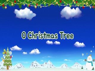 오 크리스마스 트리 (소나무야) (English Ver.)