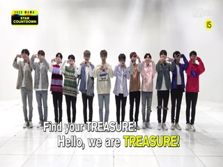 [2020 MAMA] Star Countdown D-10 by TREASURE