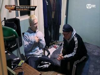 [8회] 힘든 상황을 가사로! 맥대디의 진심 (feat.주비 형님의 응원)