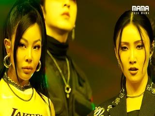 [2020 MAMA] 제시(Jessi)X화사(Hwa Sa)_GANG(MAMA Ver.)