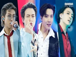 [2020 MAMA] 방탄소년단(BTS)_Dynamite