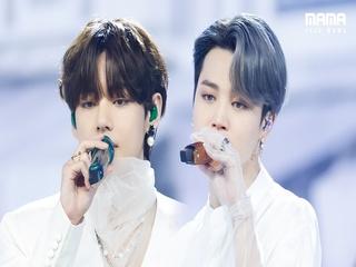 [2020 MAMA] 방탄소년단(BTS)_Life Goes On
