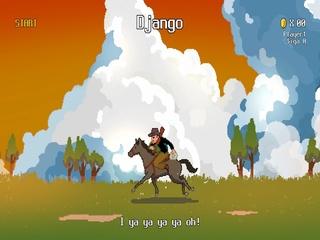 Django (Feat. Skinny Brown)