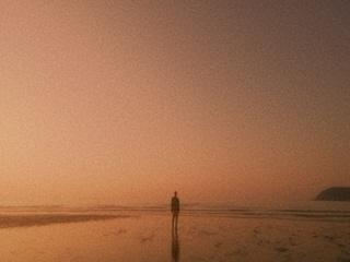 주황색 바다 위에 떠있고싶어