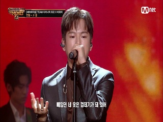 [9회] '비교되는게 설레' 결 (Feat. 다이나믹 듀오, BewhY) - 언텔 @세미파이널