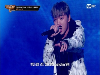 [9회] iii (Feat. 베이식, 키드밀리) - 래원 @세미파이널