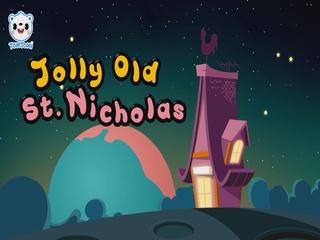 Jolly Old St. Nicholas (니콜라스 할아버지)