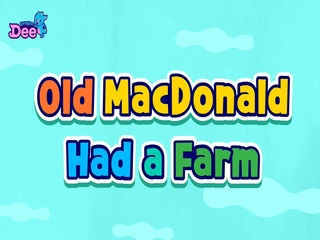 Old Macdonald Had a Farm (Eng Ver.)