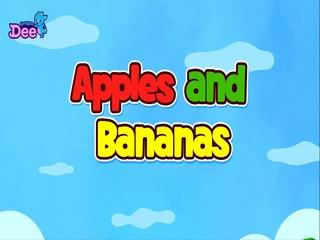 Apples and Bananas (Eng Ver.)