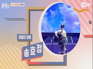 [ALL FOCUS IN CAM] ♬ 비밀의 화원 - 송효정 (원곡  이상은)