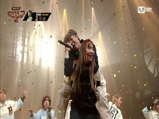 [10회] Yay (Feat. 이영지, 제이미 & 팔로알토) - 래원 @파이널 2R