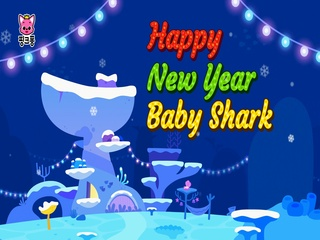 Happy New Year, Baby Shark!