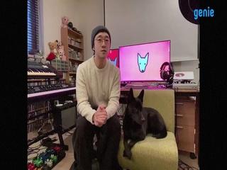 성진환 - [내 강아지] 발매 인사 영상