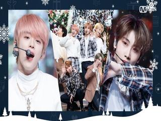 로맨틱 겨울 왕자들 '베리베리'의 'Snow Prince (원곡 - SS501)' 무대