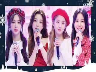 L♡VELY 요정들☞ '희진·지원·연희·지한'의 'Santa Tell Me (원곡 - Ariana Grande)' 무대